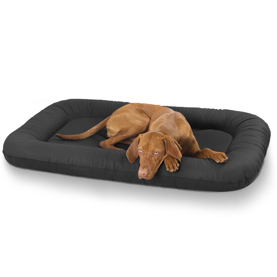Knuffelwuff Leather Dog Bed Jerry