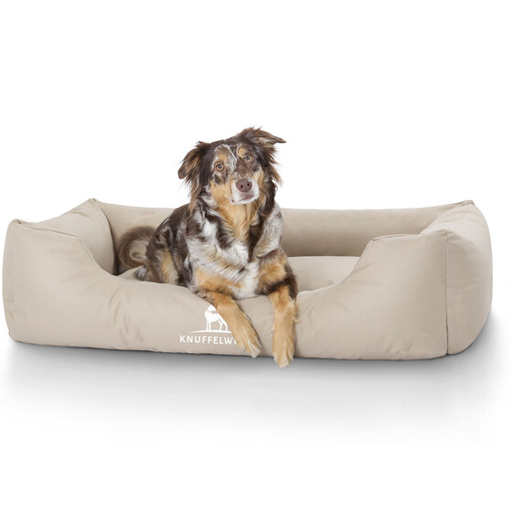 Knuffelwuff water repellent dog bed Finlay