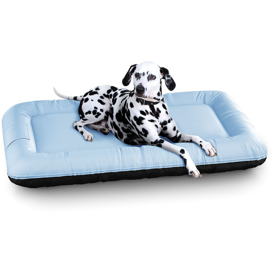 Knuffelwuff In- and Outdoor Dog Bed - Lucky Summer Waterproof