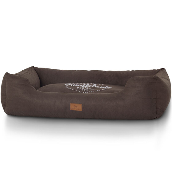 Knuffelwuff The Best Dog Mira Printed Dog Bed