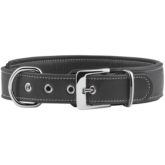 Knuffelwuff Glendale Leather Collar