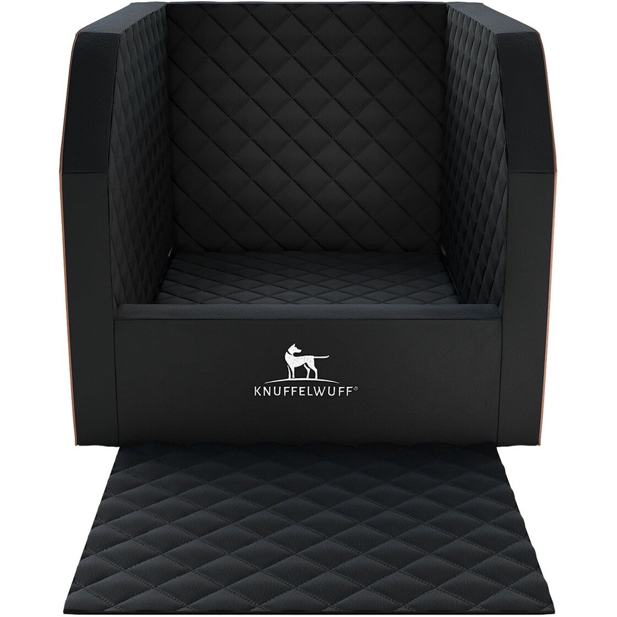 knuffelwuff cargo hundebox auto hunde autositz hundetransportbox tran 139 95. Black Bedroom Furniture Sets. Home Design Ideas