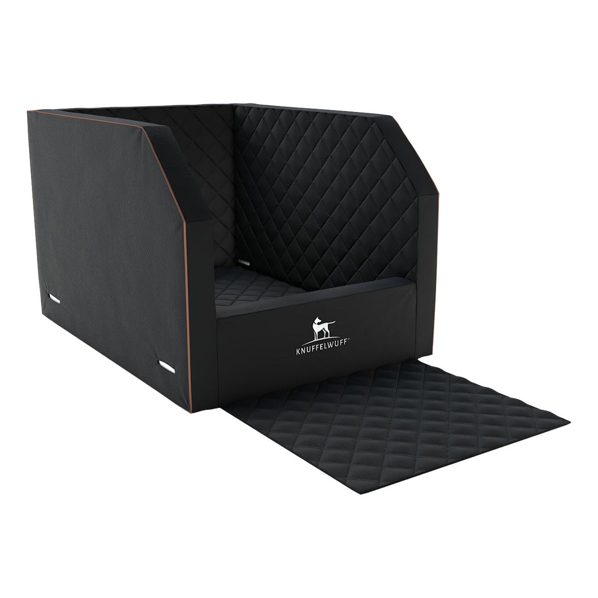 knuffelwuff cargo hundebox auto hunde autositz hundetransportbox tran 169 95. Black Bedroom Furniture Sets. Home Design Ideas