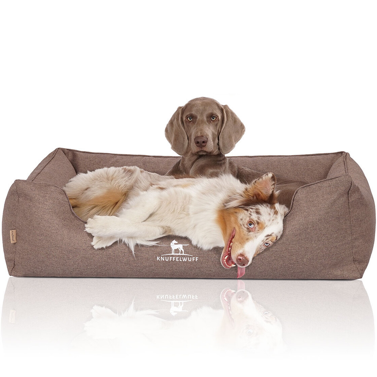 knuffelwuff orthopädisches hundebett grosse hunde wippo