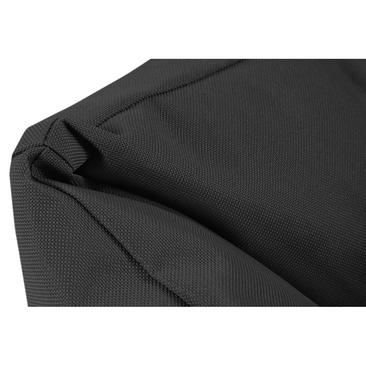 wasserfestes hundebett finlay schwarz xxl knuffelwuff. Black Bedroom Furniture Sets. Home Design Ideas