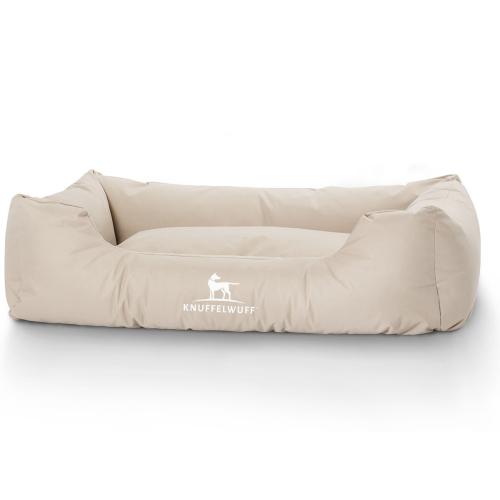 wasserfestes hundebett finlay beige m l. Black Bedroom Furniture Sets. Home Design Ideas