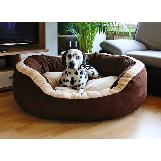 Knuffelwuff Dog Bed Heaven Extra Soft Padded  XL