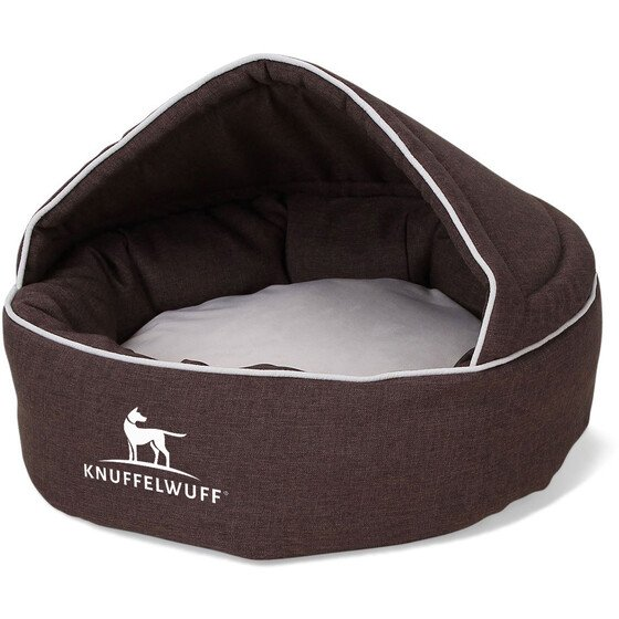 Knuffelwuff Pumbaa Cave Bed, Brown Ø 55cm